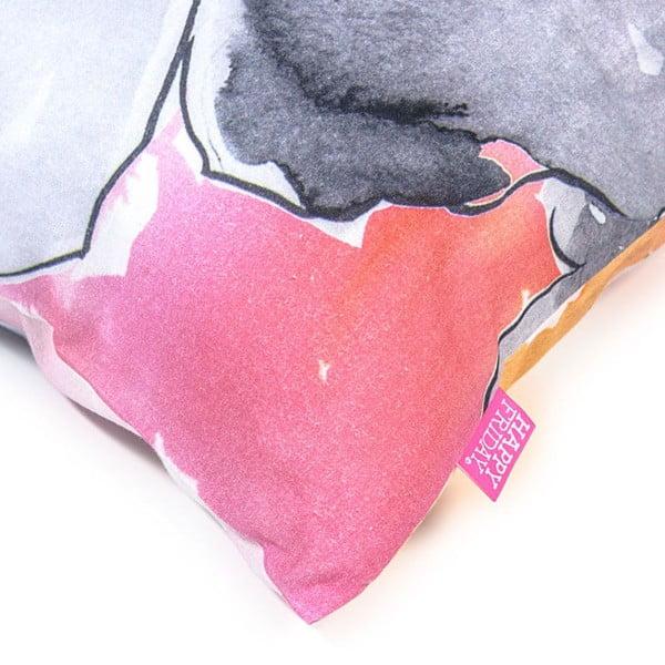 Povlak na polštář Water & Color, 40 x 40 cm