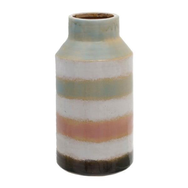 Keramická váza InArt Zurina