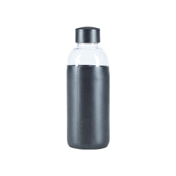 Czarna butelka z tworzywa sztucznego Bahne & CO, 600 ml