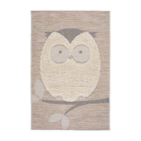 Dziecięcy dywan Universal Chinki Owl, 115x170 cm