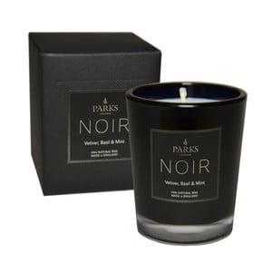 Lumânare parfumată Parks Candles London Noir, aromă de mentă și busuioc