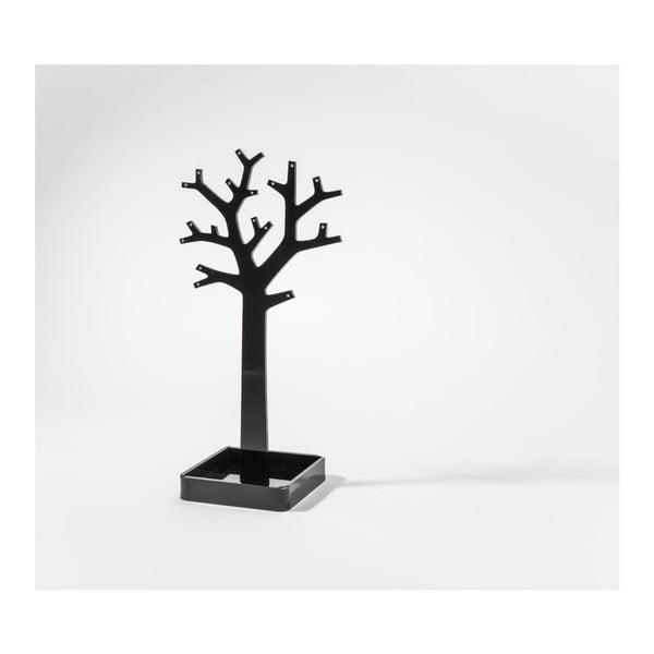 Fekete fa alakú ékszertartó - Compactor