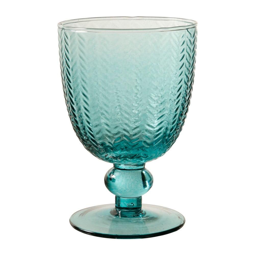 Modrá sklenice na víno Côté Table Mycenes, 250ml