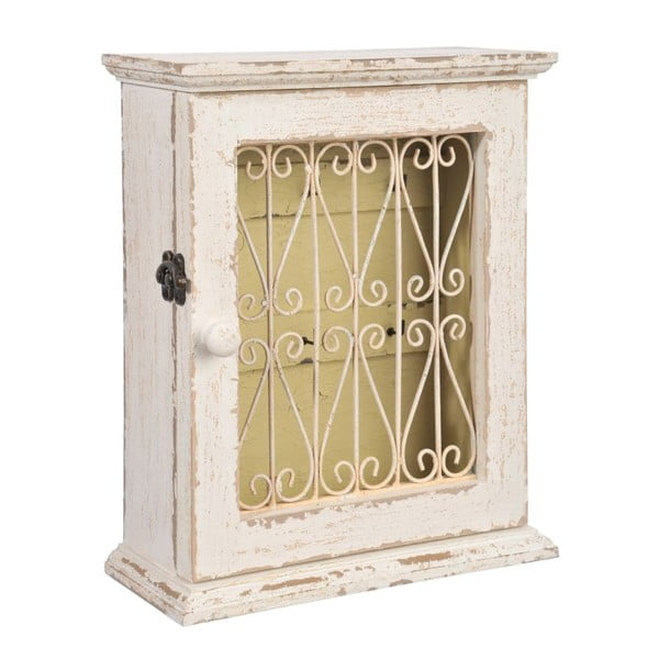 Skříňka na klíče Cabinet Yellow