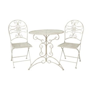 Set stůl + židle Vintage White