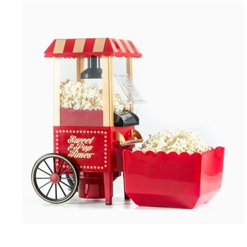 Aparat pentru popcorn InnovaGoods Popcorn Maker, roșu poza
