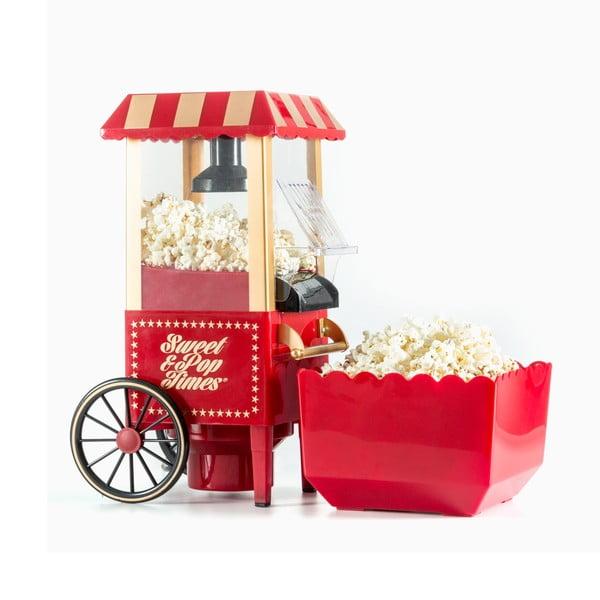 Popcorn Maker piros pattogatott kukorica készítő - InnovaGoods