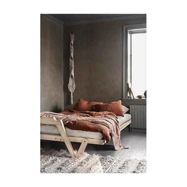 Canapea extensibilă Karup Design Grab Natural/Linen, gri - bej
