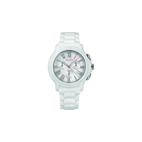 Pánské hodinky Alfex 5629 White/White