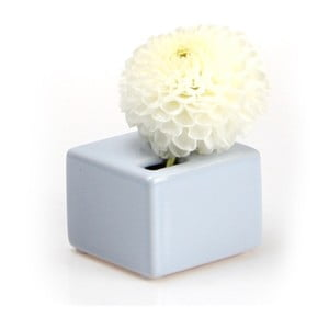 Vázička Cube, ice blue
