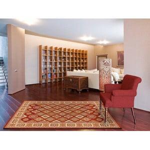 Červený koberec Universal Gori, 190 x 280 cm