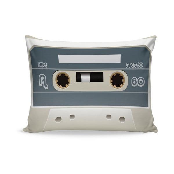 Polštář Cassette, 43x43 cm