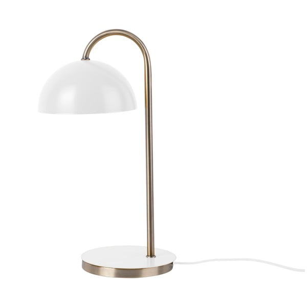 Stolová lampa v matnebielej farbe Leitmotiv Decova