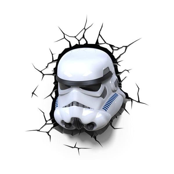 Nástěnné světlo s nálepkou Tnet Storm Trooper