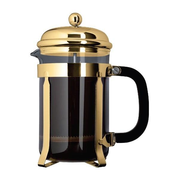 Střední zlatý french press Café Olé Classic, 6 šálků