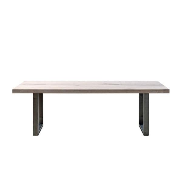 Rozkládací jídelní stůl Canett Moxie White, 240 cm
