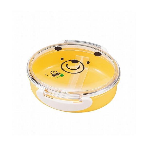 Dětský svačinový box Kodomo Bee, 320 ml