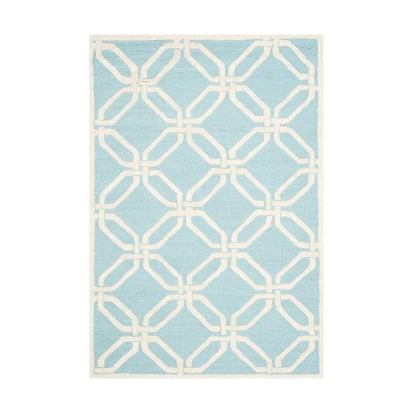 Wełniany dywan Safavieh Mollie Pure, 182x121 cm