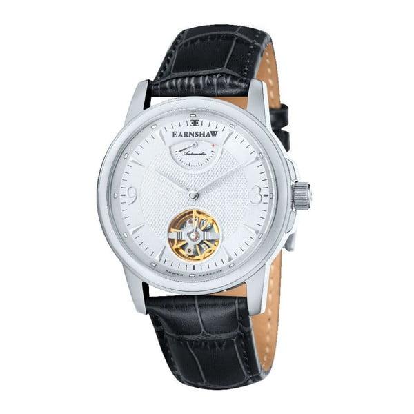 Pánské hodinky Thomas Earnshaw Metallic Black/Silver
