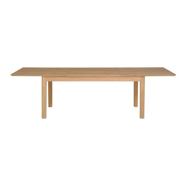 Drevený rozkladací jedálenský stôl Artemob Stockholm