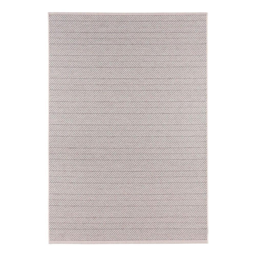 Šedý koberec vhodný i na ven Bougari Runna, 160x230cm