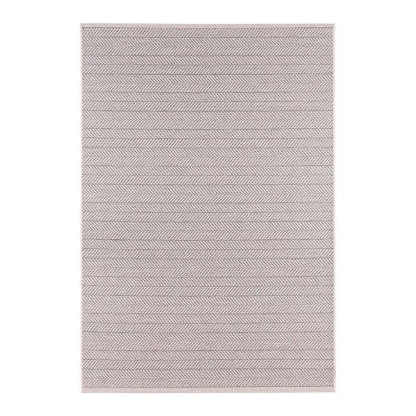 Sivý koberec vhodný aj do exteriéru Runna, 180 × 280 cm