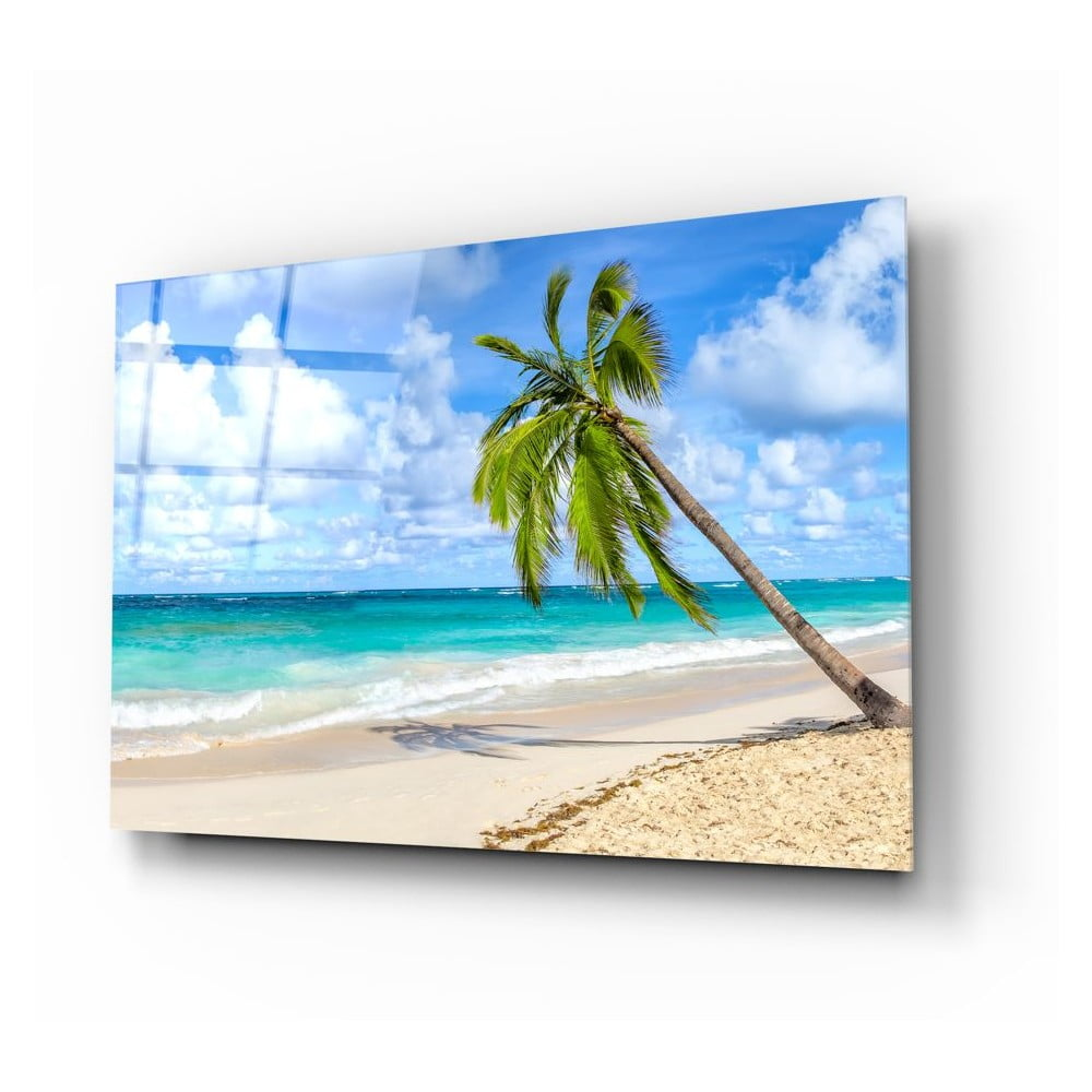 Skleněný obraz Insigne Beach
