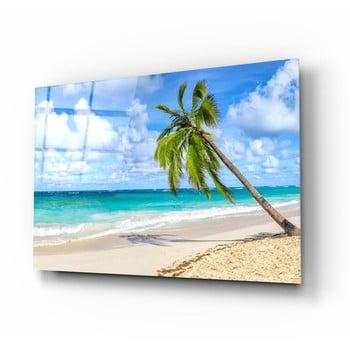 Tablou din sticlă Insigne Beach