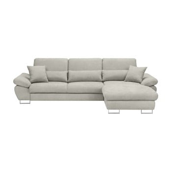 Canapea extensibilă Windsor & Co Sofas Pi bej partea dreaptă
