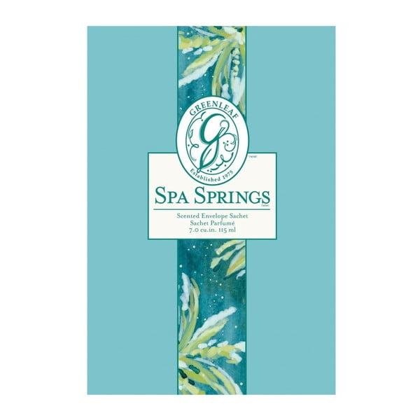 Střední vonný sáček Greenleaf Spa Springs