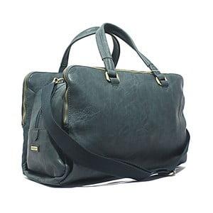 Cestovní taška Bobby Black - Blue, 50x30 cm