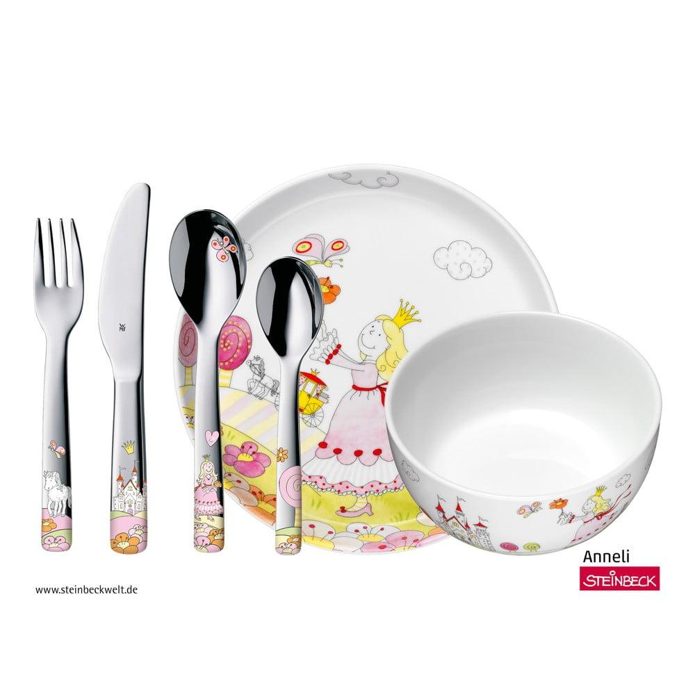Dětská sada nádobí a příborů WMF Anneli