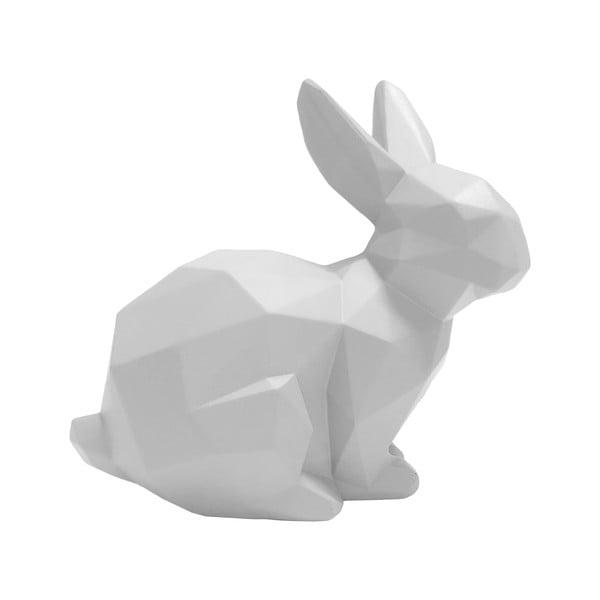 Bílá dekorace PT LIVING Origami Bunny