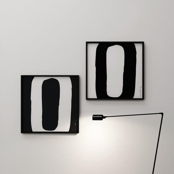 Plakát Litera O, 50x50 cm