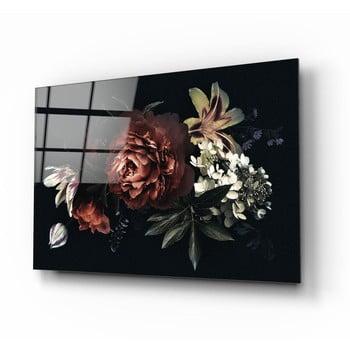 Tablou din sticlă Insigne Bouquet poza