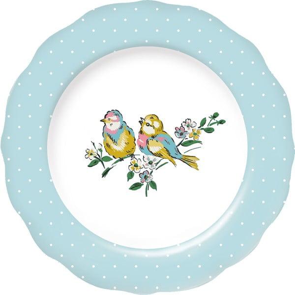 Porcelánové hrnky Bird Song