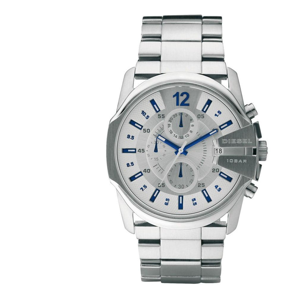 f6db2d352a2 Stříbrné pánské hodinky DZ4181
