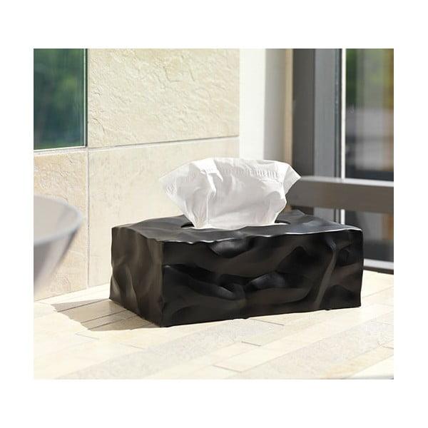 Box na kapesníčky Wipy II Black