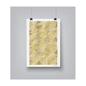 Poster Americanflat Tropical, 30 x 42 cm