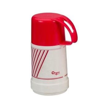 Termos vacuum cu cană Metaltex Flask, 250 ml imagine