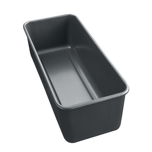 Černá ocelová forma na pečení Kaiser Classic, délka 30 cm