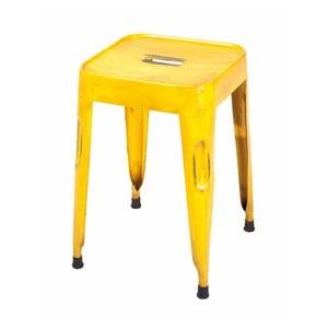Set 4 scaune 13Casa Industry, galben