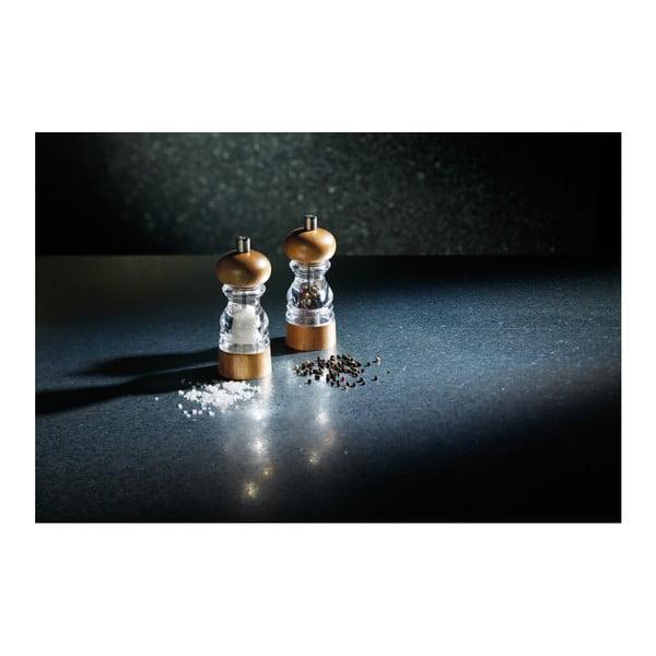 Mlýnek na sůl Kitchen Craft Master Class, výška 14 cm