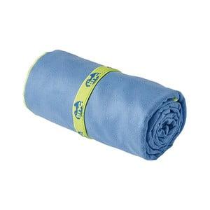 Prosop din microfibră TINC Snorkel, albastru