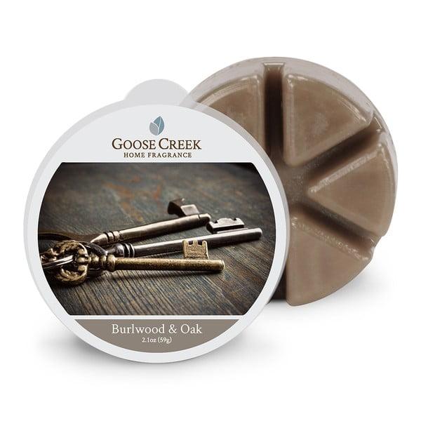Wosk zapachowy do lampki aromatycznej Goose Creek Sęk dębu