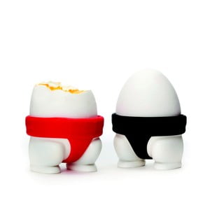 Stojánky na vajíčka Sumo