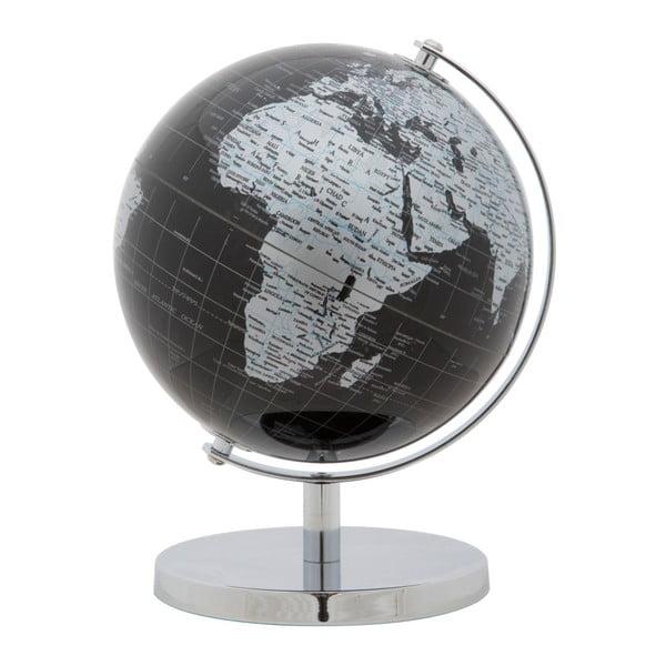 Czarny globus dekoracyjny Mauro Ferretti