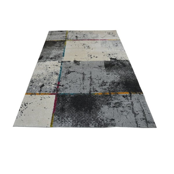 Koberec Webtappeti Specter Check, 120x170 cm