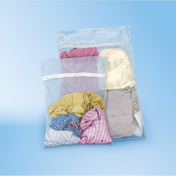 Set 2 huse protecție rufe pentru mașina de spălat Metaltex Protector