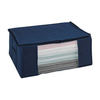 Cutie depozitare vacuum Wenko Air, 50 x 65 x 25 cm, albastru de la Wenko